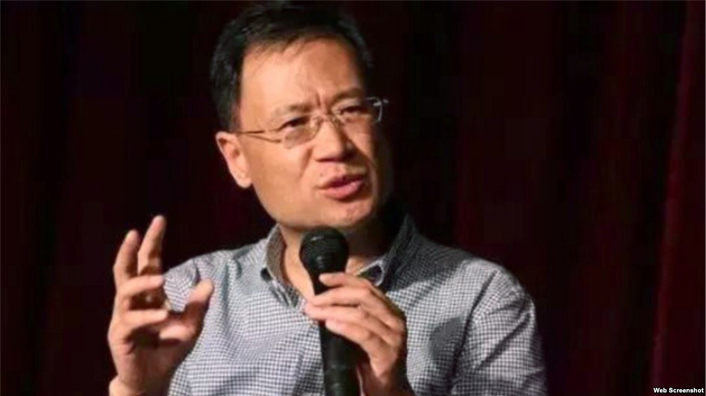 美国之音 | 国际学者敦促清华大学恢复许章润教职
