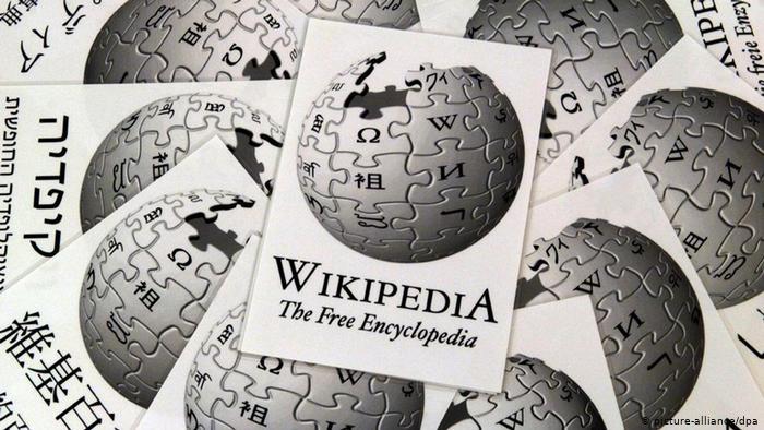 德国之声 |  维基百科在华全面遭禁