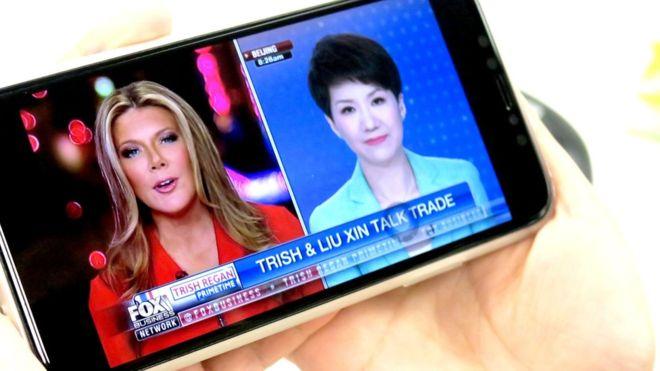 "BBC | 中美贸易战场外:""各取所需的文雅辩论""?"