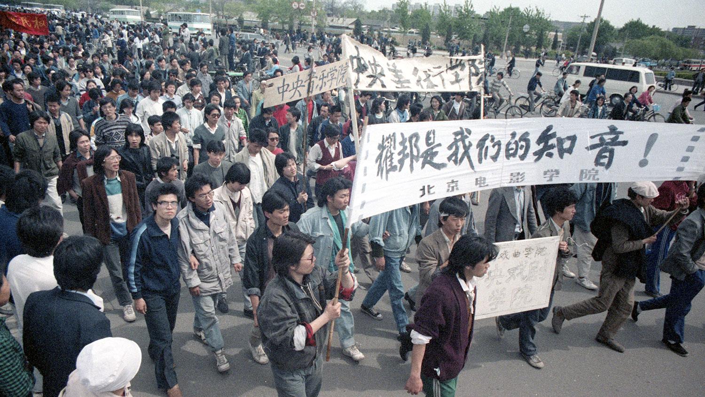 自由亚洲 | 2000多张89民运照片首次面世