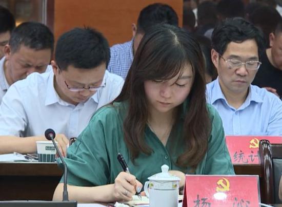 【异闻观止】29岁女行长挂职副县长 官方回应前后变化