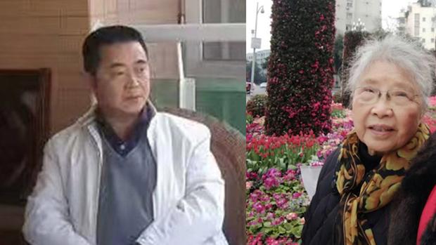 自由亚洲  | 黄琦秘审后杳无音讯母遭监控身体多处病痛