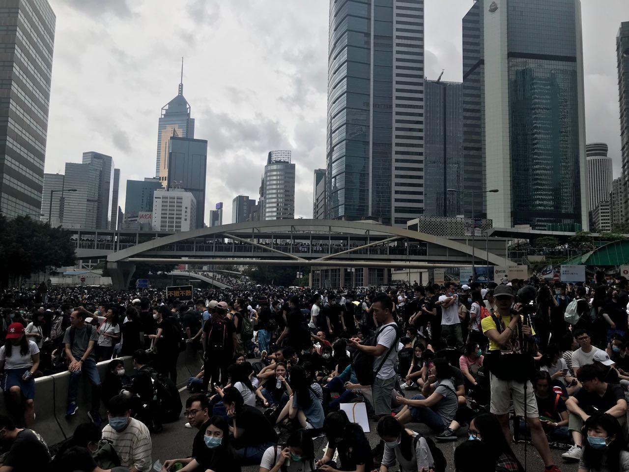 Matters   香港反送中笔记:这不是又一场雨伞运动