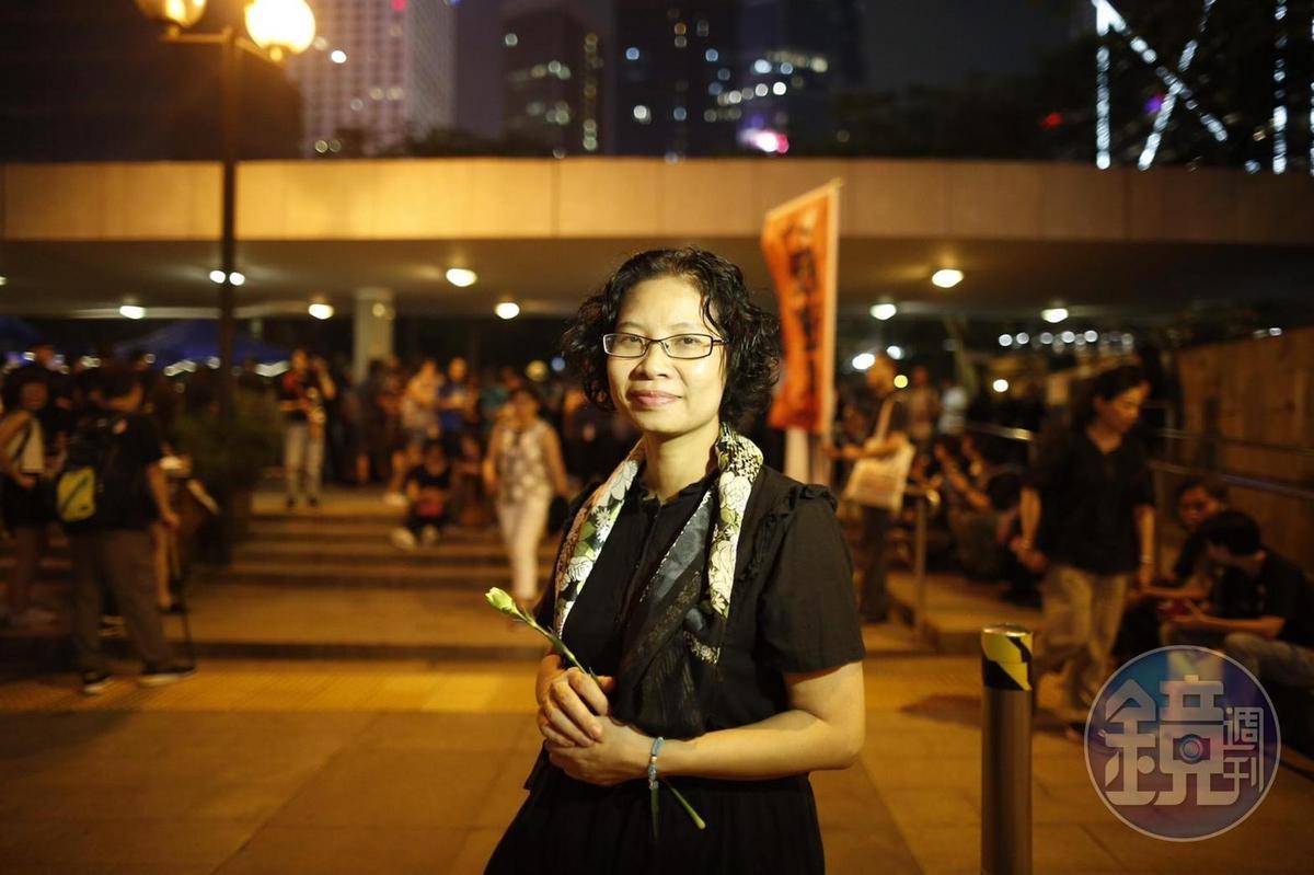 香港妈妈:六千集会,四万四千联署