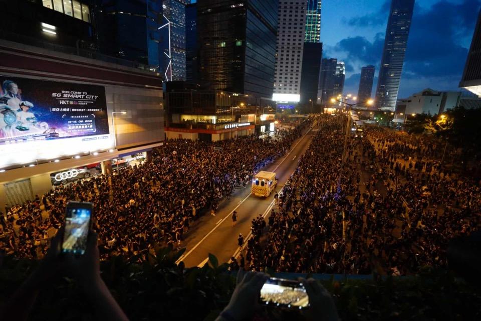 Matters | 梁启智:香港没有暴乱