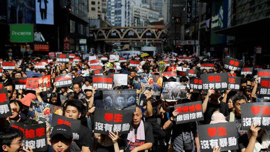 世界日报 | 看看香港 中国年轻人情何以堪