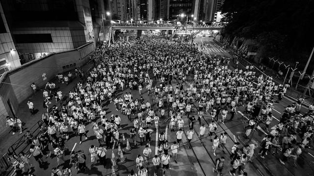 "【CDTV】解放军少将形容香港是中国 ""最坏的地方"""
