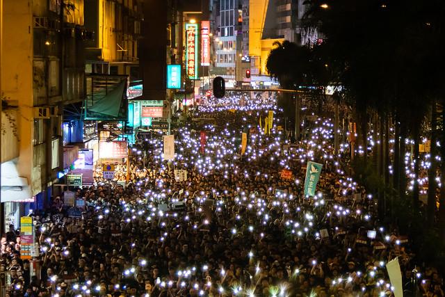 德国之声   长平观察:香港人为什么该获诺贝尔和平奖?