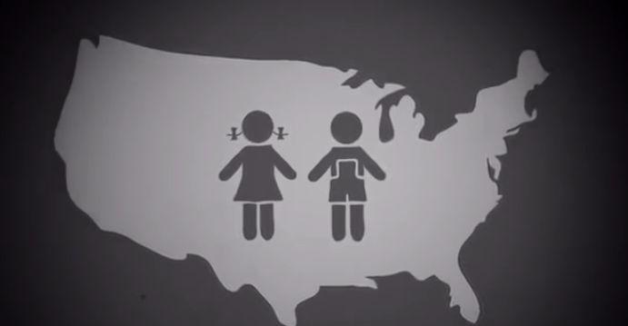 宇智文化 | 丢失的孩子都去哪里了?