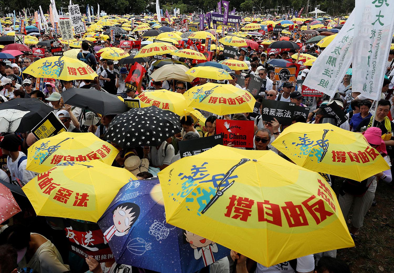 罗世宏:想活趁现在──为正在反抗绝望的香港加油!