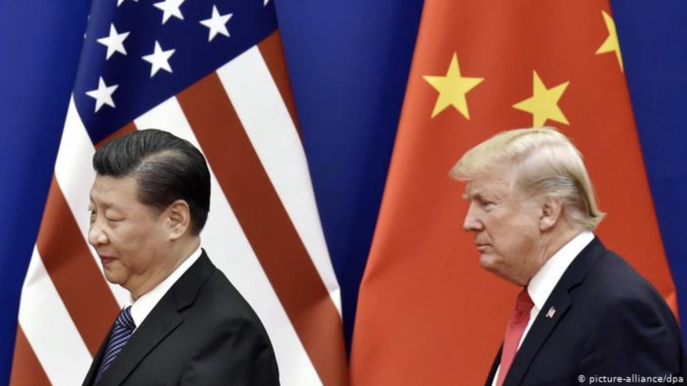 德国之声 | 美财长:贸易协议能否达成G20峰会后才见分晓