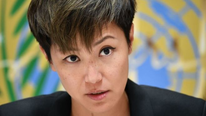 BBC | 逃犯条例争议:香港人国际发声遭中国批评