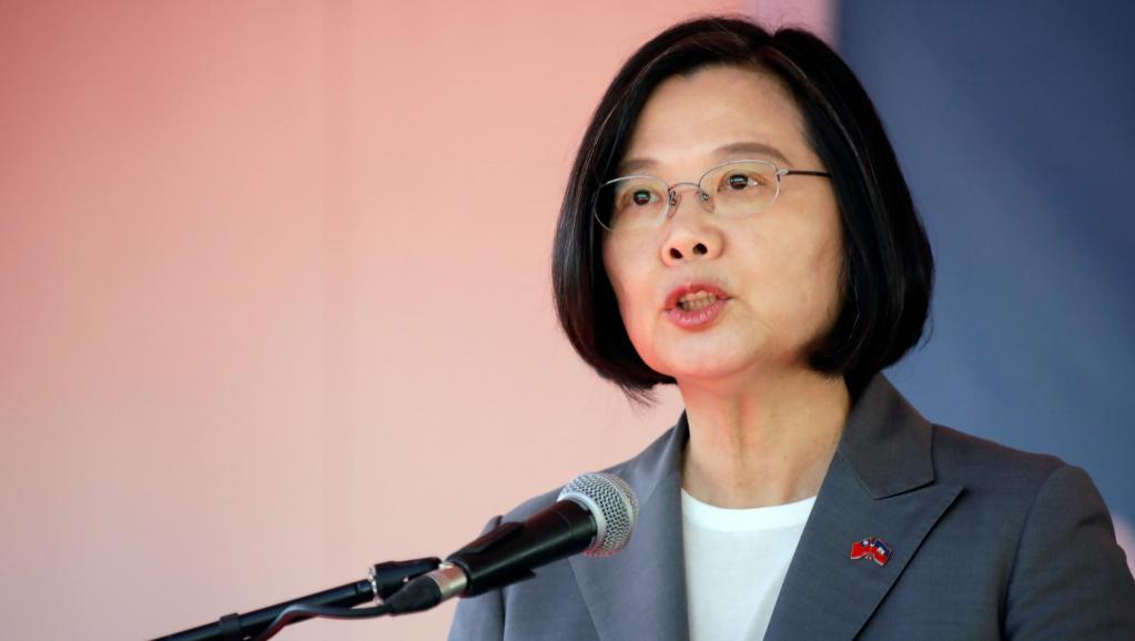 法广 | 蔡英文:香港一国两制经验说明独裁与民主无法共存