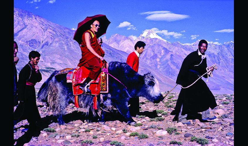西藏之声 | 达赖喇嘛:我的转世或者重生权绝对不会落入中国手中