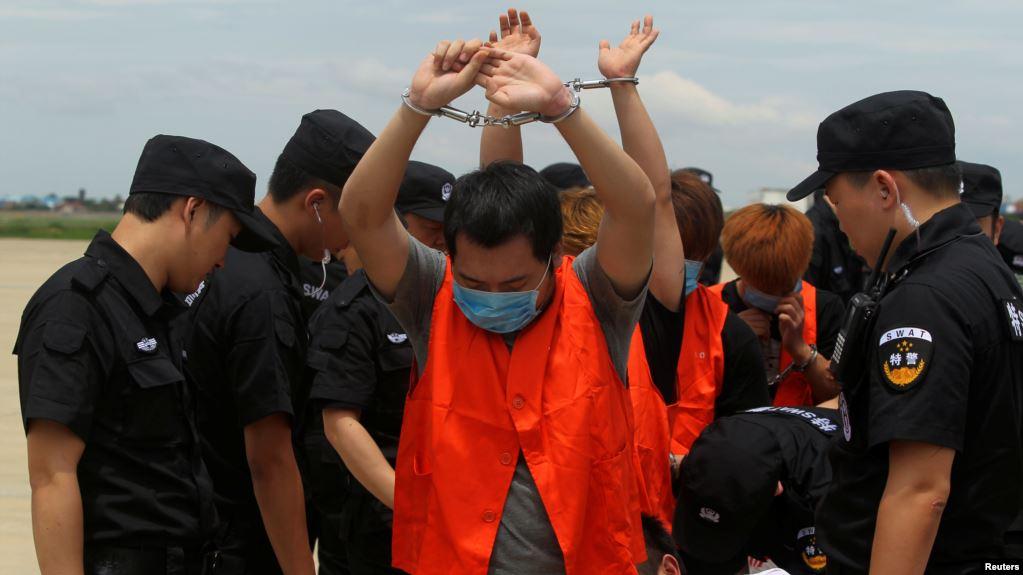 美国之音  | 台湾就电信诈骗嫌犯引渡中国向欧盟表达人权忧虑