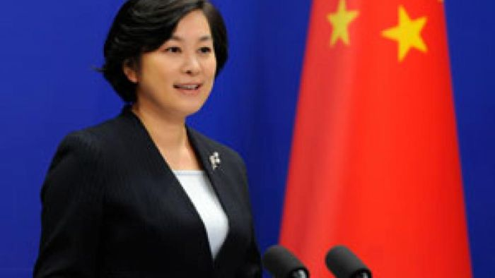 法广 | 华春莹中央党校充电 称要彻底解决中国挨骂问题