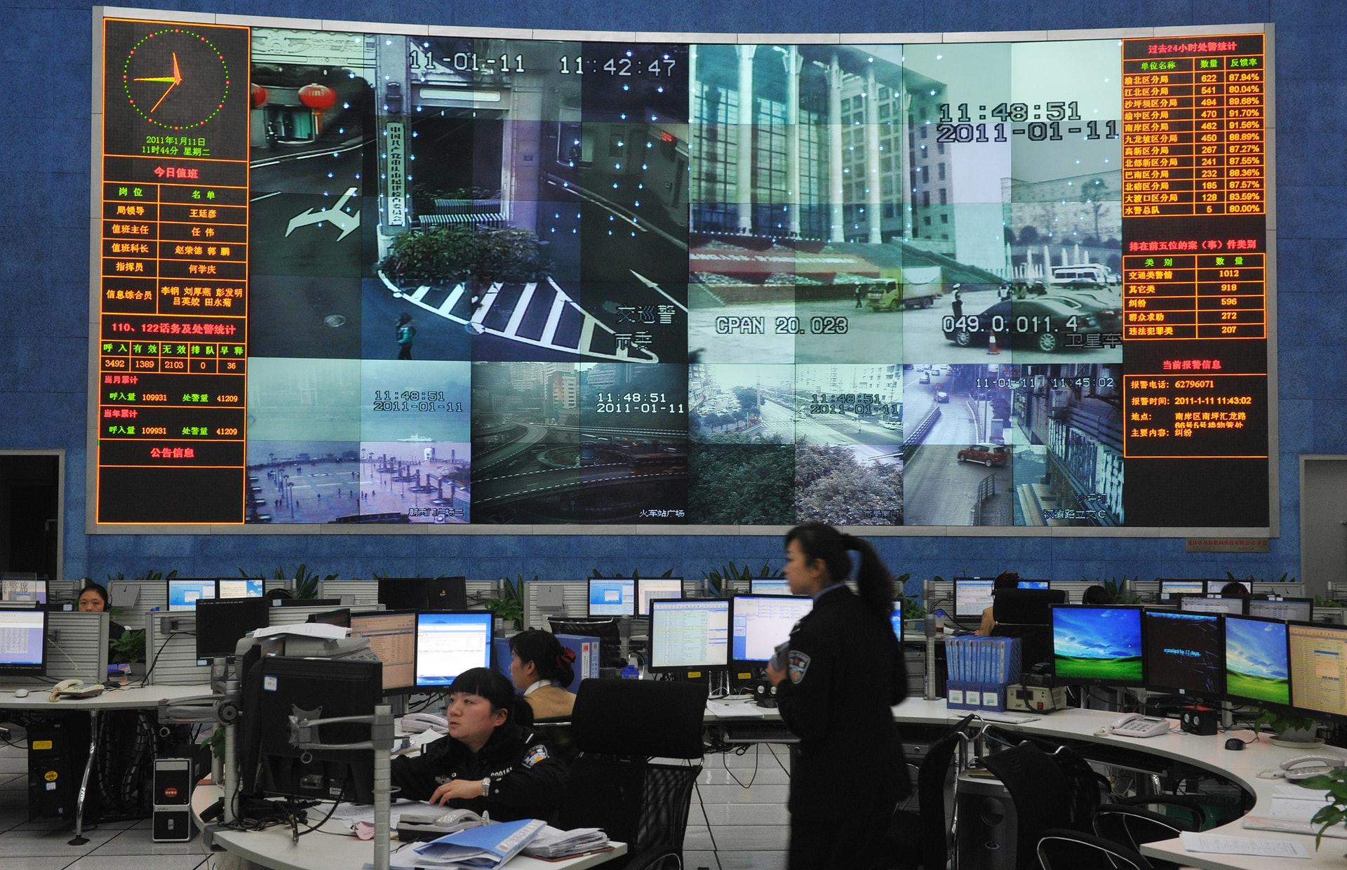 HK01   【監控大國】中國包攬十大城市頭五位