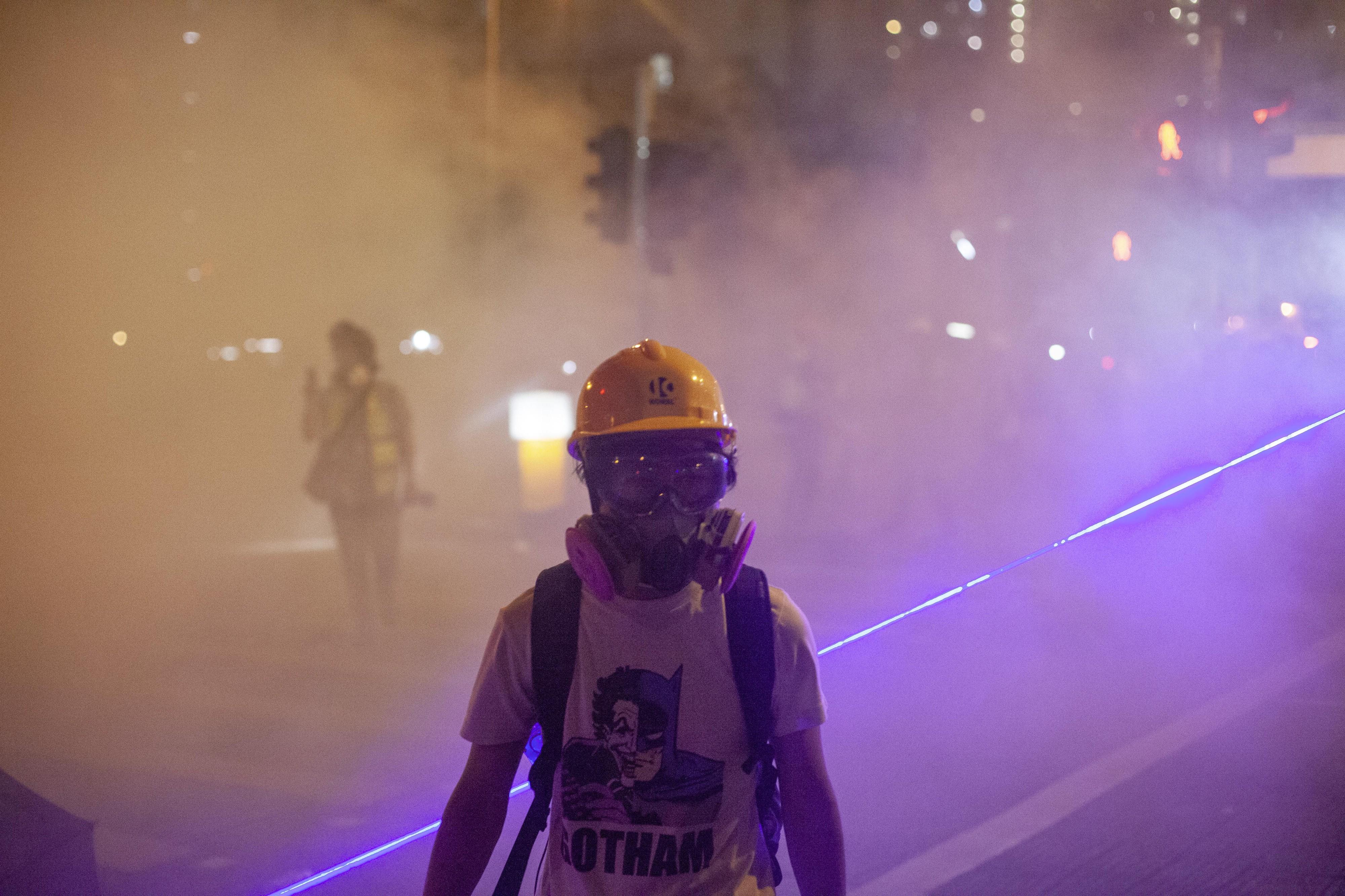 记者关震海 | 建构新香港人的身份认同 记着2019年夏天的硝烟味