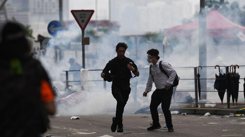 中时电子报   香港特首林郑月娥发表撤回逃犯条例讲话全文