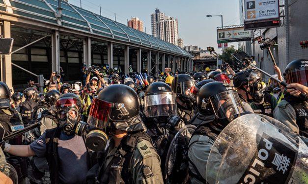 Photo: Untitled (Hong Kong, September 21, 2019), by Studio Incendo