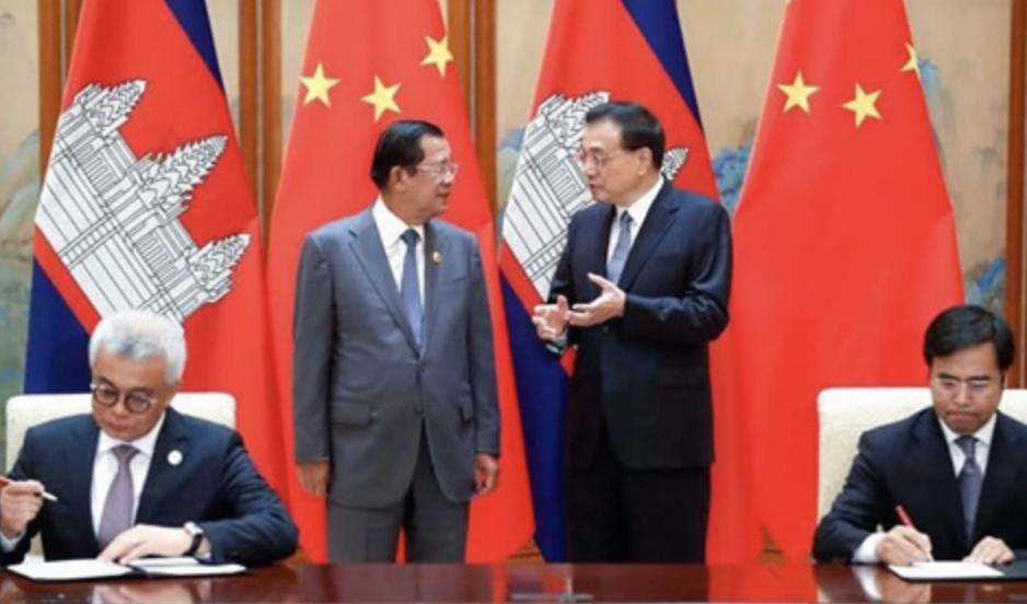 VOA | 中国军舰是否会常驻柬埔寨?