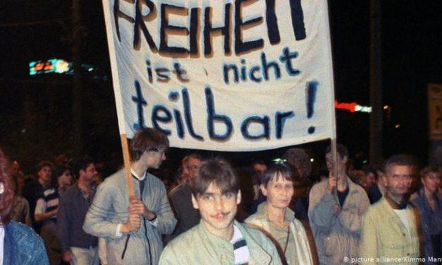 德国之声 | 东德七十冥诞:一场失败的独裁实验