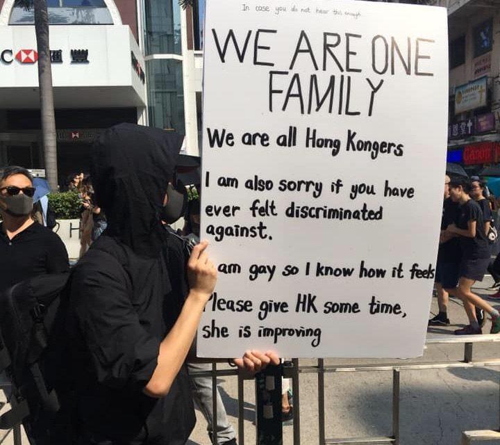 Matters | 一个旁观者的观察:由歧视小众到「香港人共同体」的出现