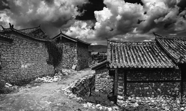 Photo: Naxi Stone Village, by Rod Waddington
