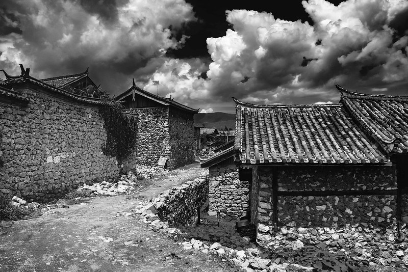 Photo: Naxi Stone Village, by Rod Waddington