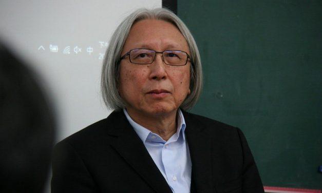关键评论   陈冠中:全球将上演极权与民主之争,香港是前线样板