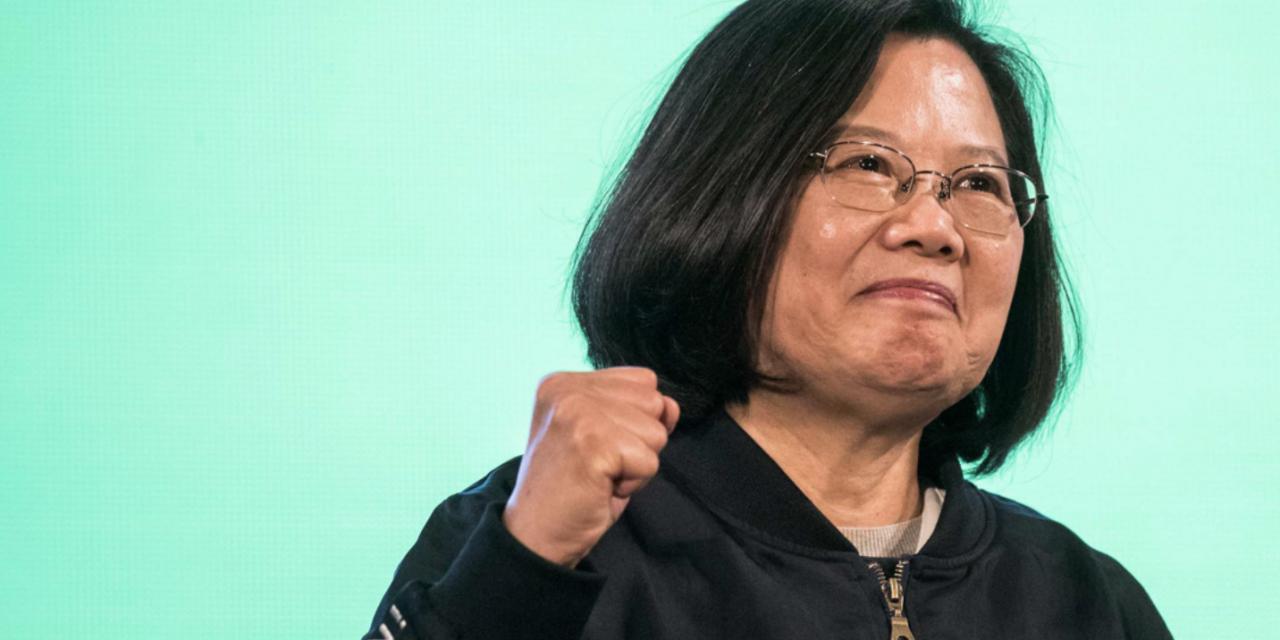端传媒 | 台湾大选结果出炉:蔡英文获超过八百万票,创总统直选史上新高