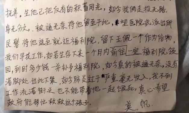 """【图说天朝】""""肺炎过于严重毫无收入"""""""