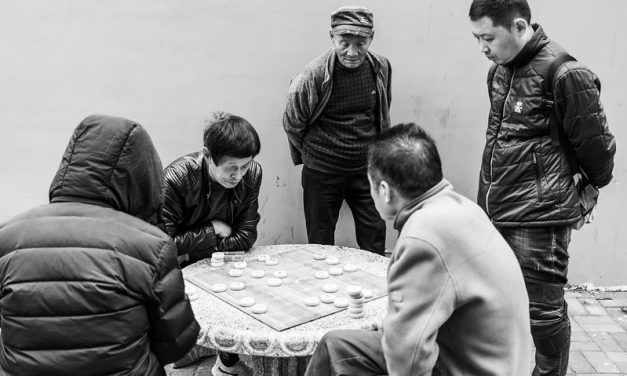 Photo: The Duel, by Gauthier DELECROIX – 郭天