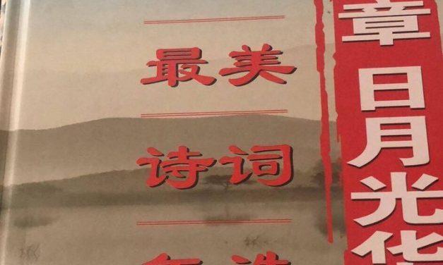 """【麻辣总局】""""中国最美诗词年选"""""""