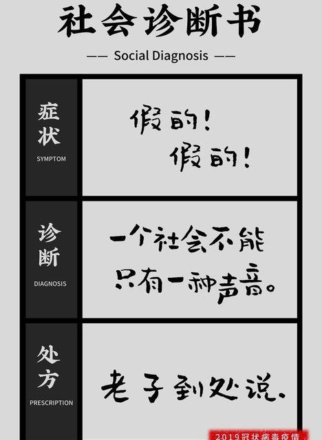 【麻辣总局】社会诊断书