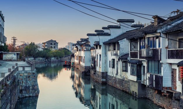 Photo: The many canals of Suzhou, by Dickson Phua