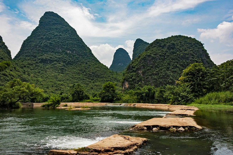 Photo: Li River, by Rod Waddington