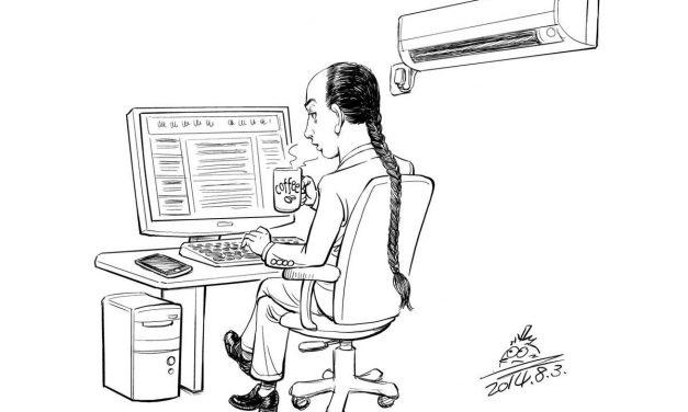 【漫画展室】半封建半互联网社会与白纸颠覆国家