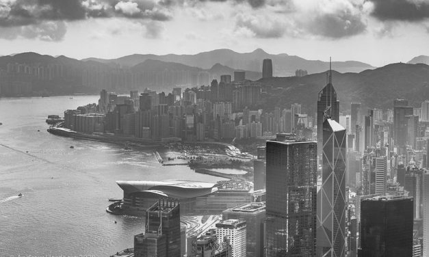 Photo: View up Victoria Harbour, by 57Andrew