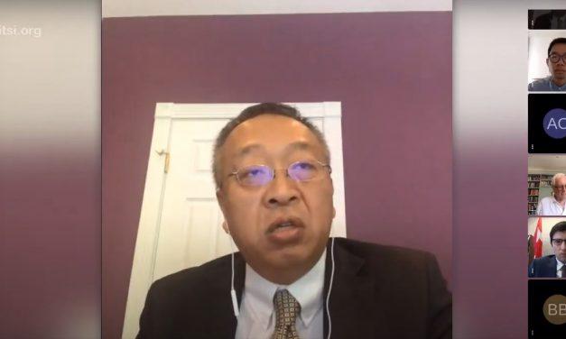 【CDTV】余茂春演讲:中共站在中国人民与自由世界的对立面