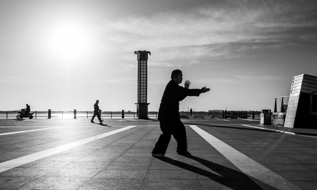 Photo: Morning Routine, by Gauthier DELECROIX – 郭天