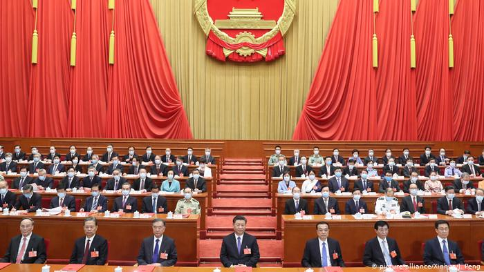 Peking 13. Nationaler Volkskongress Xi Jinping