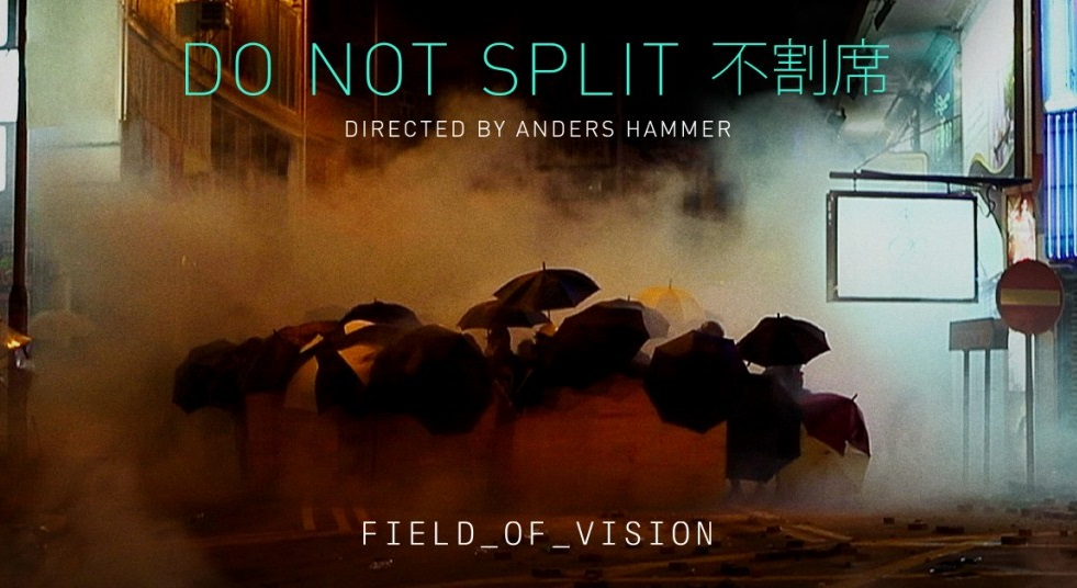 【CDTV】香港反送中抗争纪录片《不割席》全片