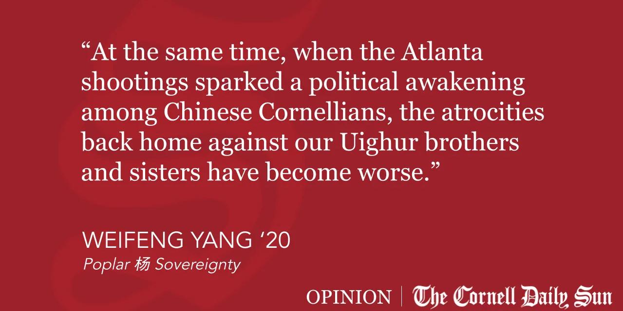 Weifeng Yang|翻译:汉族人是中国的白人吗?