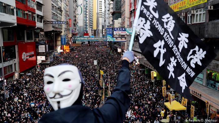 民阵称其为民间组织平台,并非社团,且多年来都与警方开会讨论游行事宜