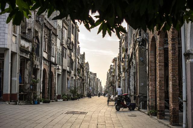 Old Town von Beihai