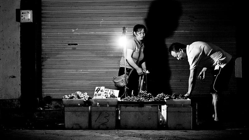 Small vendors