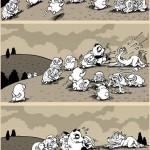 大包漫画:爱狼记