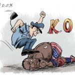 大尸凶的漫画:泰森算啥