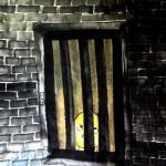 秃头倔人:铁窗生涯